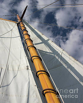 Sail into the Clouds 1 by Cheryl Del Toro