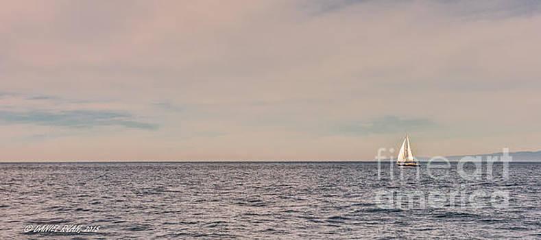 Sailboat by Daniel Ryan