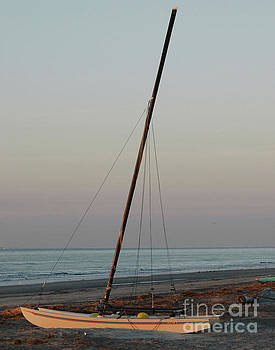 Sailboat on Hilton Head  by Robert  Suggs
