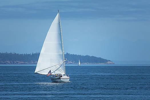 Sailing by Bob Stevens