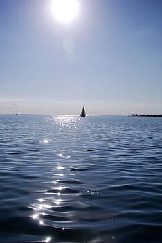 Sailing by Charles Bacon Jr