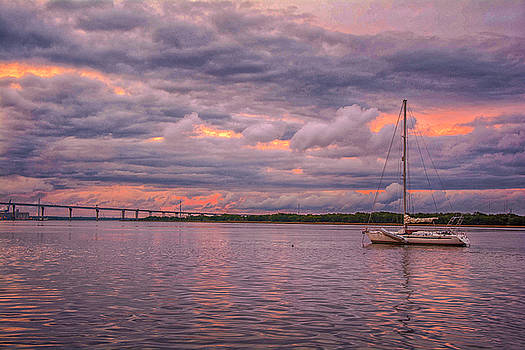 Sailing by Donnie Smith