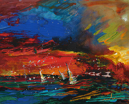 Miki De Goodaboom - Sailing Impression 03