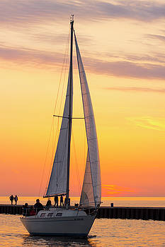 Sailing In by Tammy Chesney