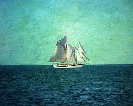 Sailing by Ken Reardon