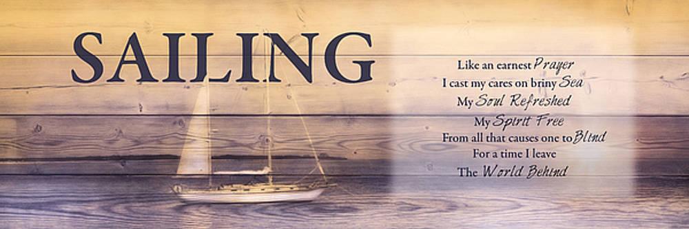 Sailing by Robin-Lee Vieira