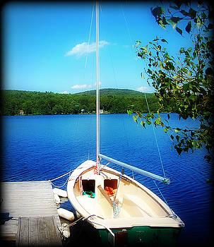 Sailing by Sarah Hamlin