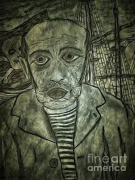 Sailor by Yury Bashkin