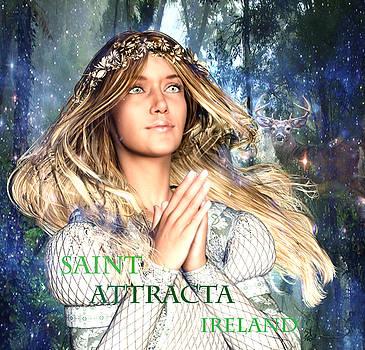 Saint Attracta Irish Light by Suzanne Silvir