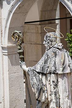 Saint Benedict by Joseph Yarbrough
