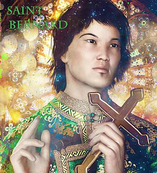 Saint Bernard of Vietnam 3 by Suzanne Silvir