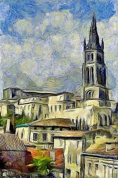 Bishopston Fine Art - Saint Emilion