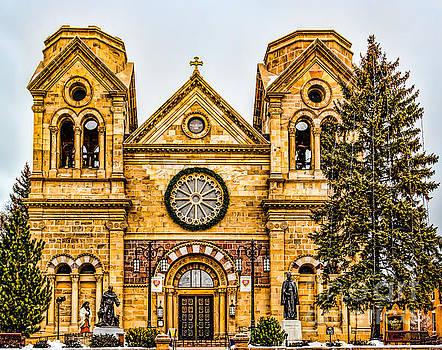 Jon Burch Photography - Saint Francis Cathedral