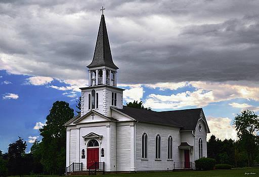 Saint James Episcopal Church 001 by George Bostian
