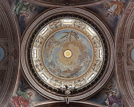 Saint John the Baptists church Busto Arsizio by Marco Franciosi