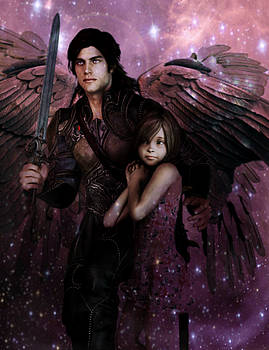 Saint Michael The Protector by Suzanne Silvir