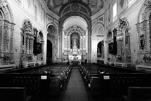 Gaspar Avila - Saint Peter church