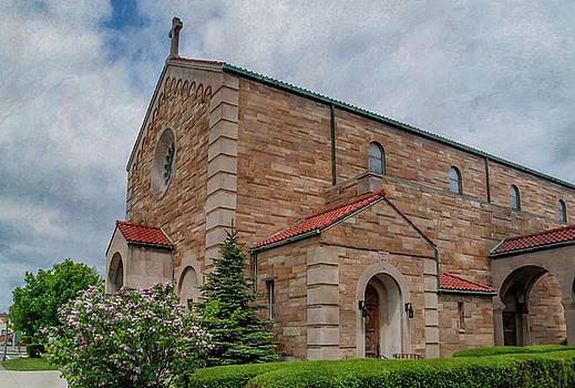Saint Thomas Aquinas Church 15233 by Guy Whiteley