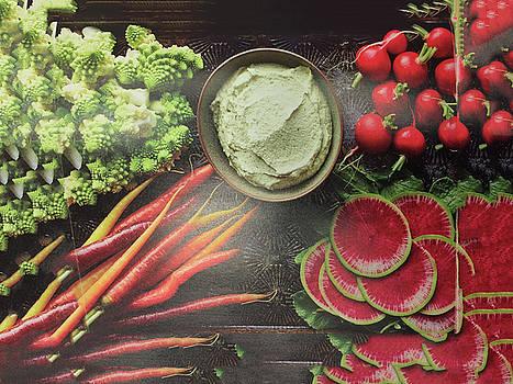 Salad Legume Vegetables Healthy Food cuisine chef kitchen christmas holidays birthday mom dad sister by Navin Joshi