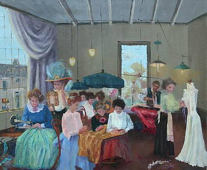 Marie Green - Salon