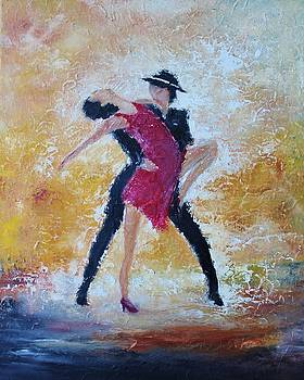 Salsa Dance second in series by Julie Lourenco