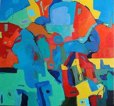 Saltillo Summers by Bernard Goodman