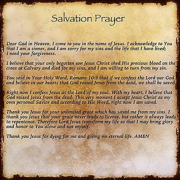 salvationprayer
