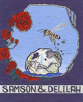 Samson and Delilah by Patrick Butler