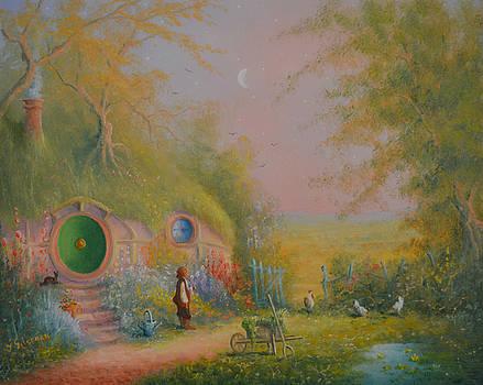 Samwise The Gardner  by Joe Gilronan