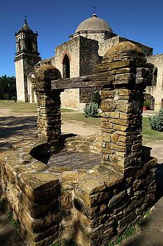San Antonio, 16 by Robert McCubbin