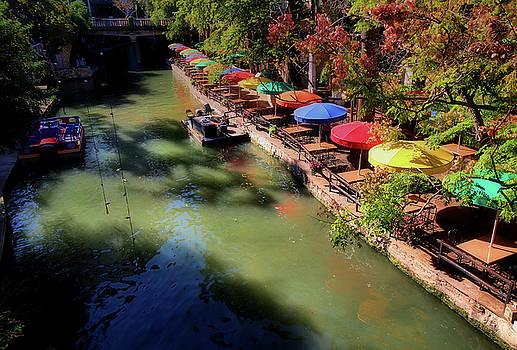 San Antonio 5 by Robert McCubbin