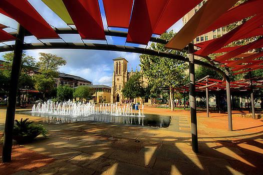San Antonio 9 by Robert McCubbin