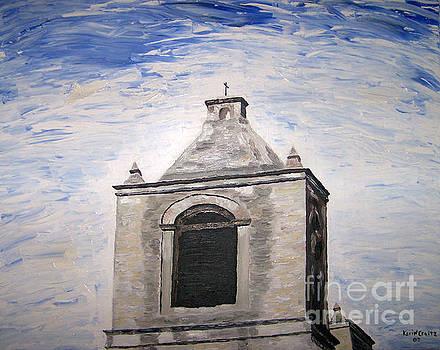 San Antonio Belltower by Kevin Croitz