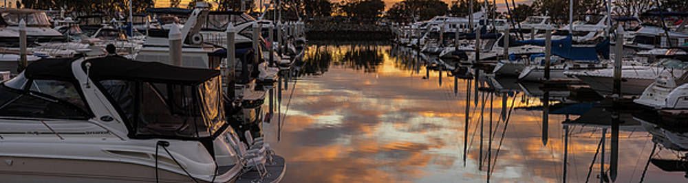 San Diego Harbor by Steve Gadomski
