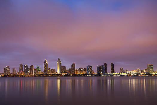 Adam Romanowicz - San Diego Skyline