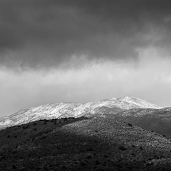 San Felipe Valley Snow by Alexander Kunz