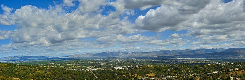 David Zanzinger - San Fernando Valley Panorama