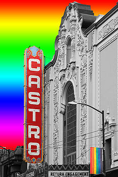 San Francisco Castro Theater . 7D7579 by Wingsdomain Art and Photography