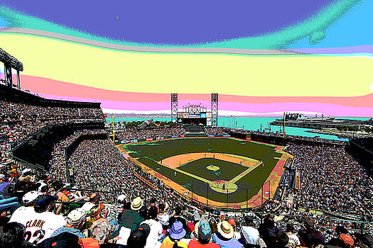 San Francisco Giants by Charles Shoup