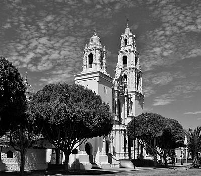 San Francisco Mission Delores by Peggy Leyva Conley