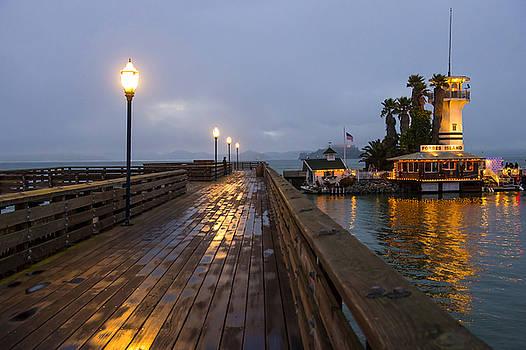 San Francisco pier 39 by Kobby Dagan