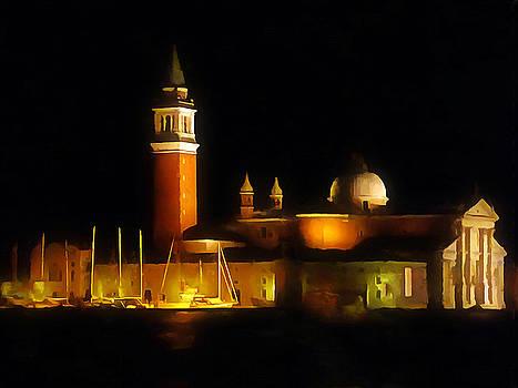 San Giorgio Maggiore by Bishopston Fine Art
