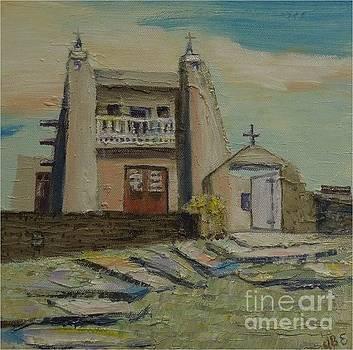 San Jose de Gracia - SOLD by Judith Espinoza