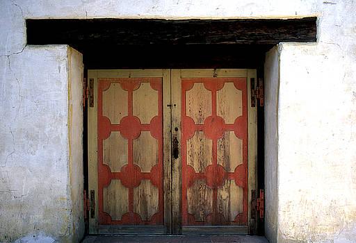 Kathy Yates - San Miguel Mission Door