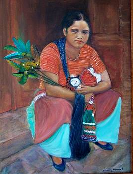 San Miquel by Suzanne Reynolds
