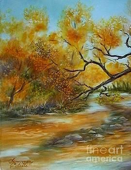 Summer Celeste - San Pedro River