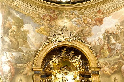San Rafael / Altar by Hugh Peralta
