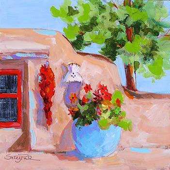 Sanat Fe 6 by Suzy Pal Powell