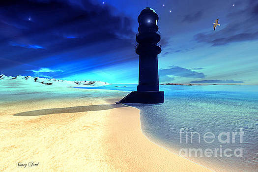 Corey Ford - Sand Island Light