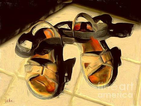 Gerhardt Isringhaus - Sandals in Cabo Sun